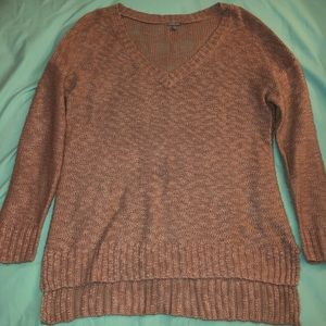 Charlotte Russe Loose Knit Sweater